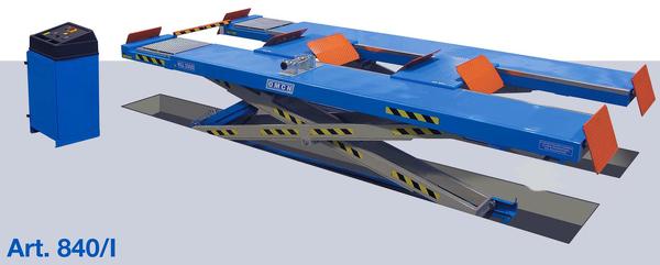 Omcn 840 i plus ponte per revisione for Ponte meccanico per auto usato